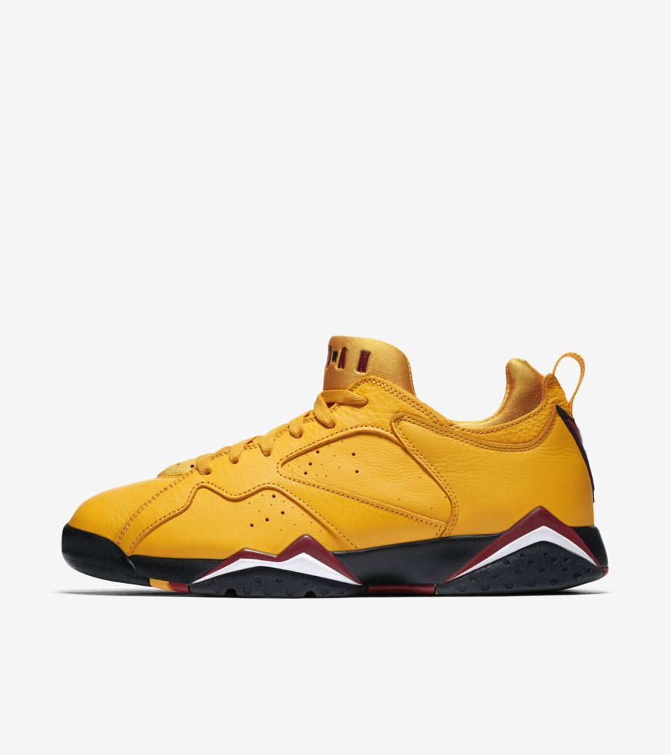pick up 145c0 43734 Air Jordan VII Low NRG 'Taxi' Release Date. Nike⁠+ SNKRS