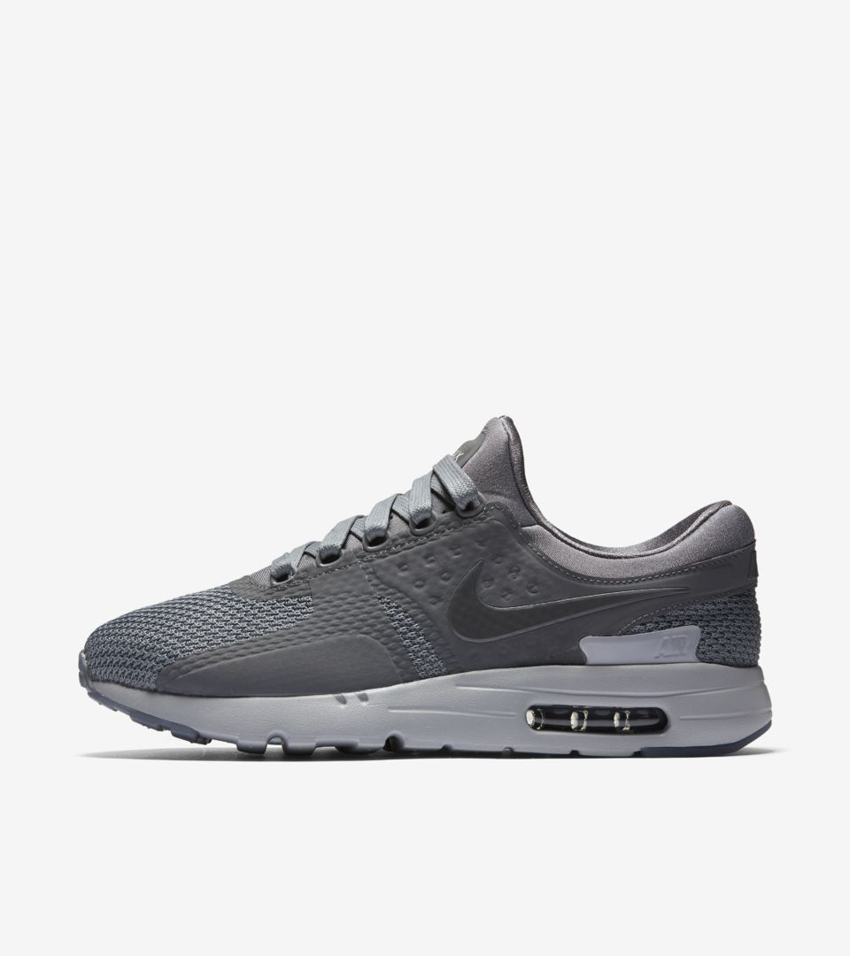 competitive price 9dab1 c0dec Nike Air Max Zero 'Cool Grey' Release Date. Nike⁠+ SNKRS