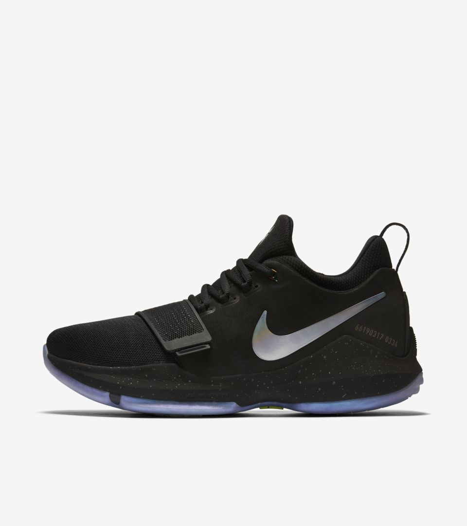 new product d0ee3 30bc7 Nike PG1 'Shining'. Nike+ Launch IE