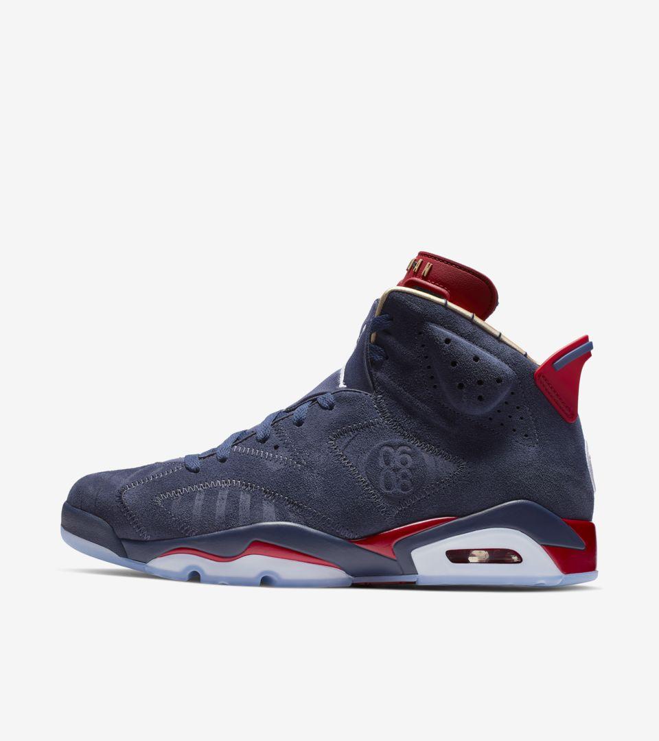 Air Jordan 6  Doernbecher Freestyle  Release Date. Nike+ SNKRS 6d4b3a9fc