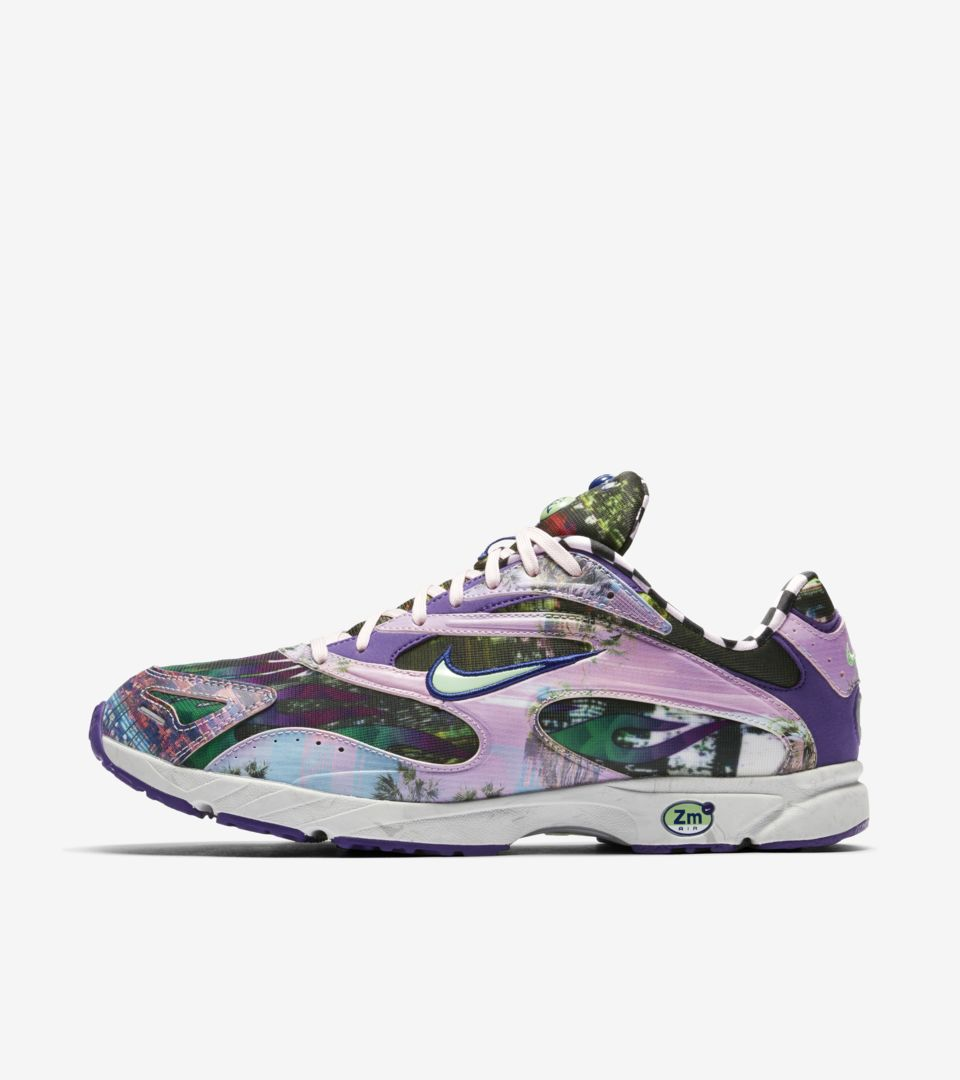 7394f3080dd52 Nike Zoom Streak Spectrum Plus  Court Purple   Light Posion Green ...