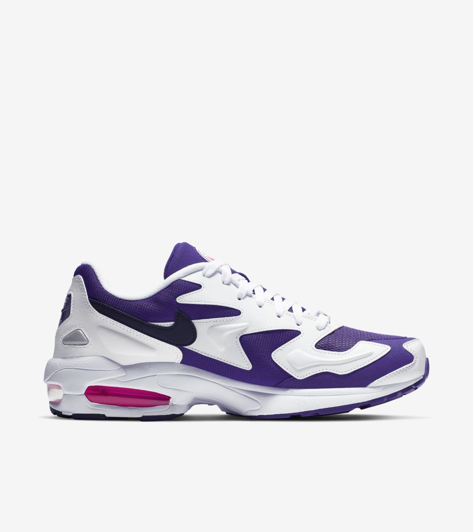 Air Max2 Light 'Purple Berry' Release Date