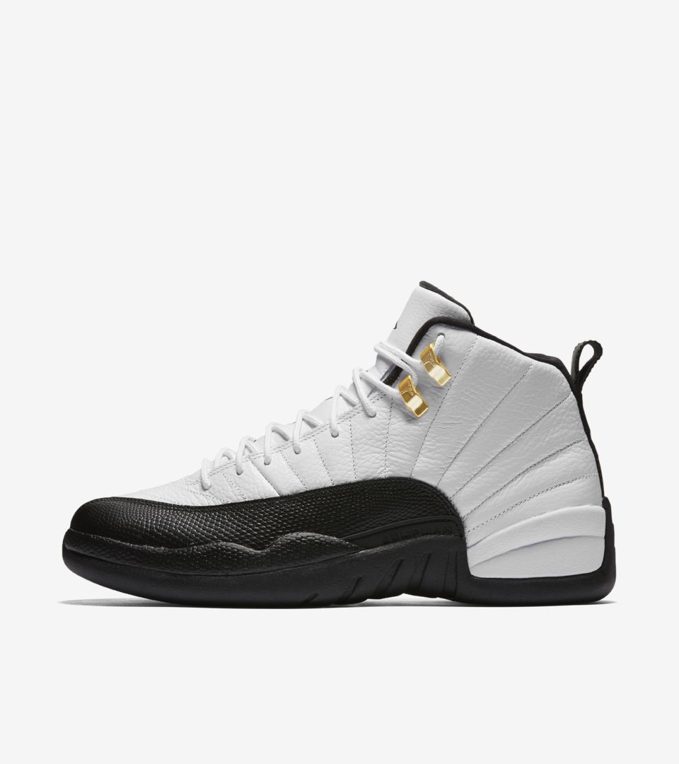 a4baef95b10019 Air Jordan 12 Retro  Taxi . Release Date. Nike⁠+ Launch GB