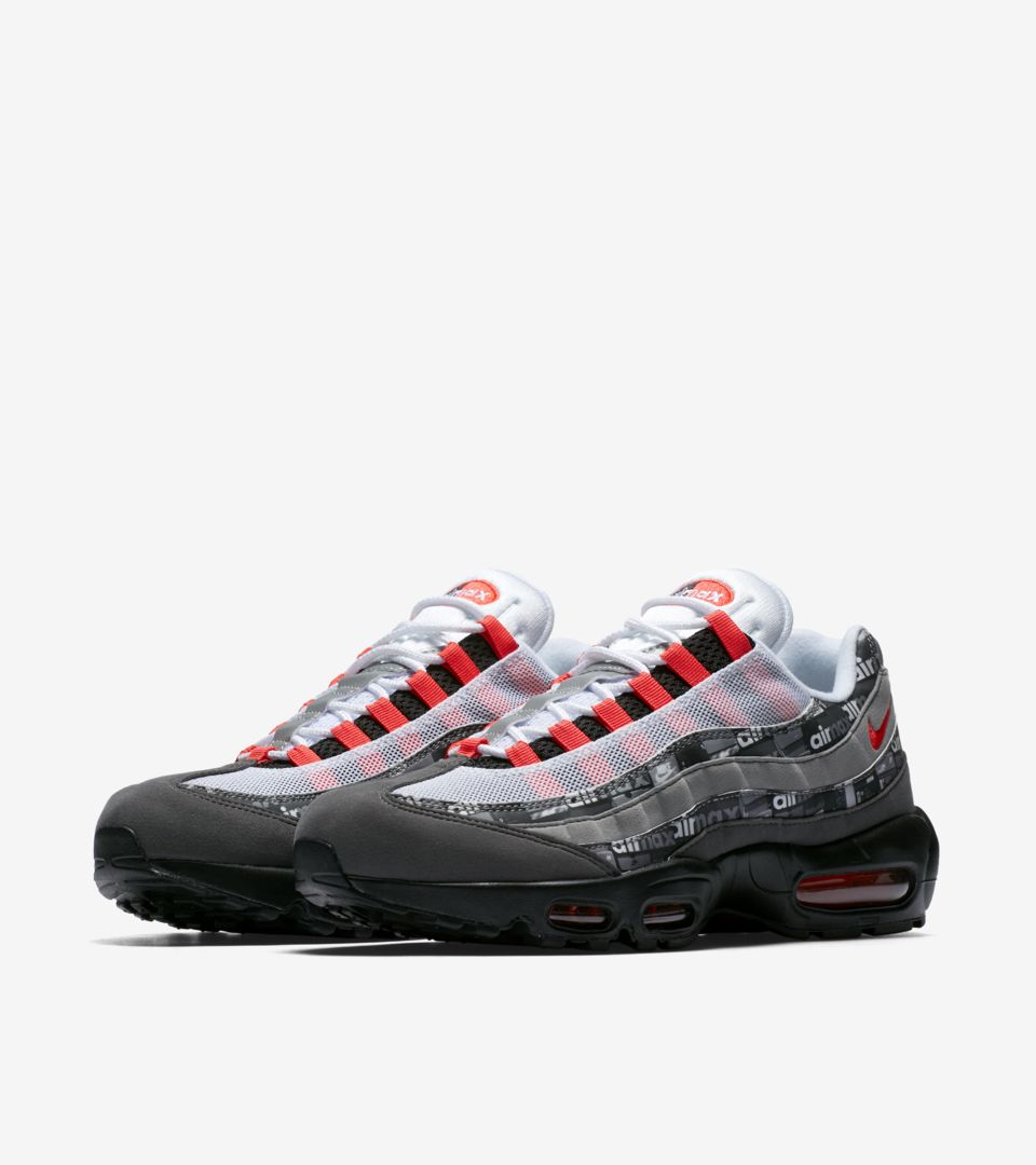 Nike Air Max 95 Atmos 'We Love Nike' Release Date. Nike⁠+ SNKRS