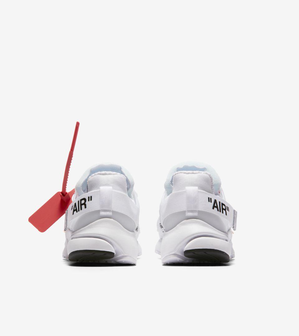 san francisco 012b8 26067 ... Release Date Nike  The Ten  Presto Off-White  White   Cone  ...