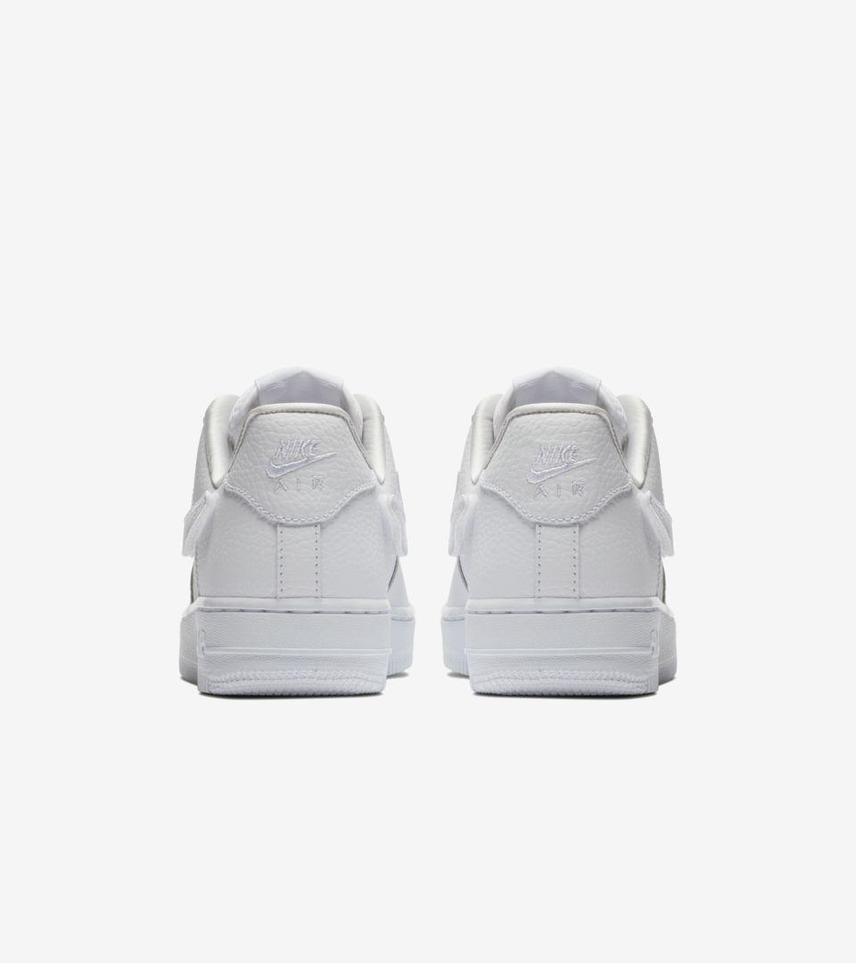 Nike Women's Air Force 1 100 'Triple White' Release Date