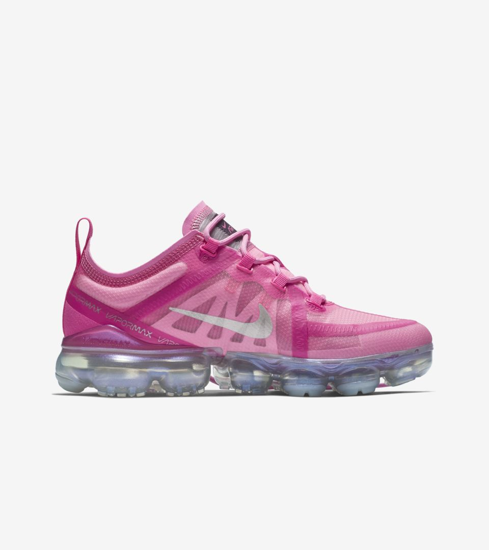 Women's Nike Air Vapormax 2019 'Active Fuchsia & Psychic Pink' Release Date
