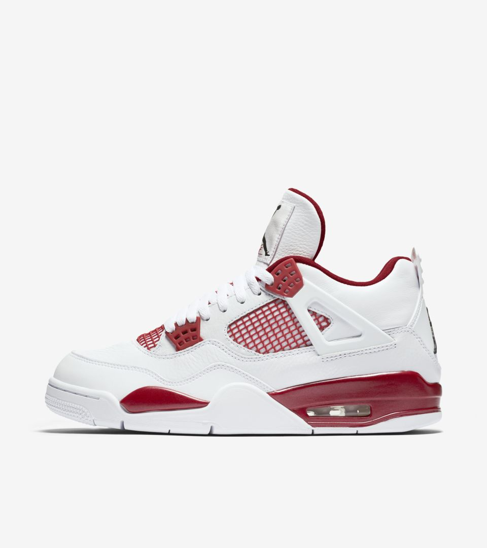 633d20fa3cd Air Jordan 4 Retro  Alternate 89  Release Date. Nike⁠+ SNKRS