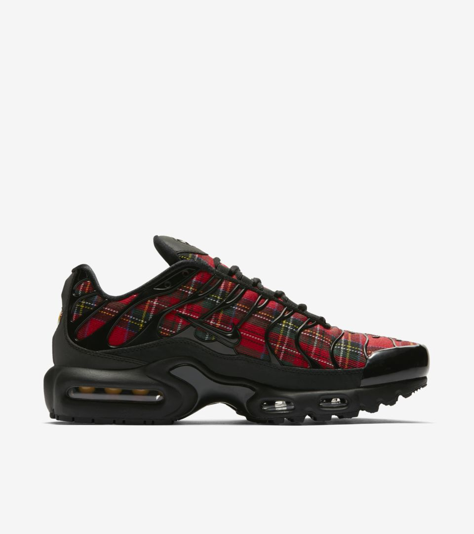 Women's Air Max Plus TN SE 'Tartan' Release Date. Nike⁠Plus