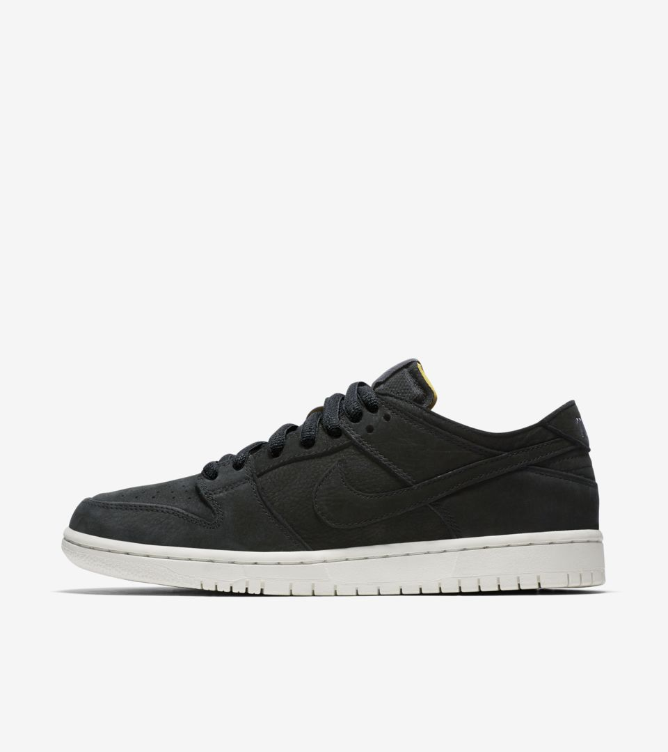 premium selection 09cd6 c4981 Nike SB Zoom Dunk Low Pro Decon 'Black & Anthracite' Release Date ...