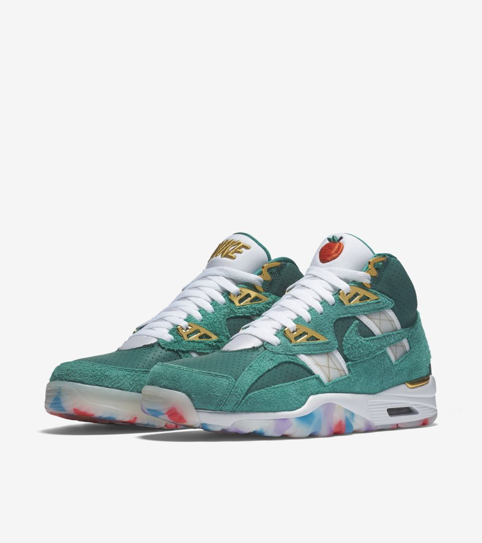 Nike Air Trainer SC High 'ATL'. Nike⁠+ SNKRS