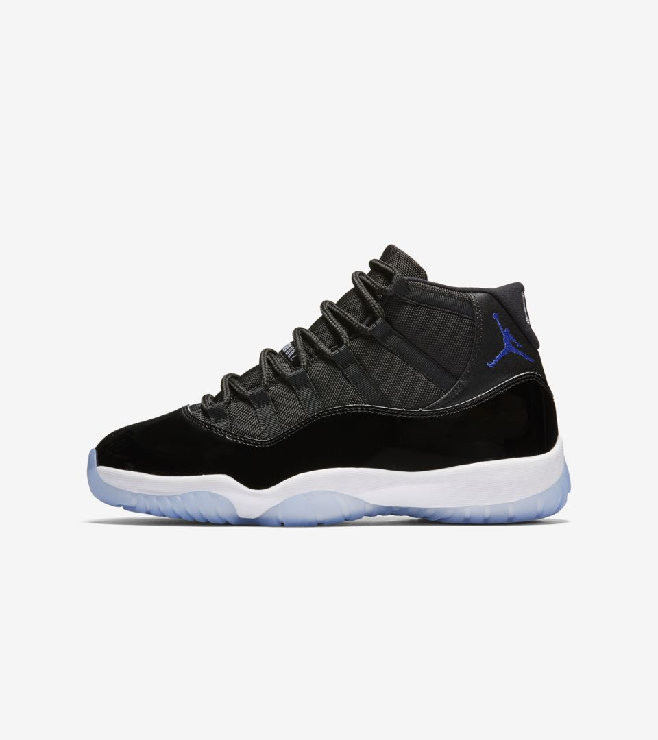 new arrivals 73fc3 5471f Air Jordan 11 Retro 'Black & Concord-White' Release Date ...