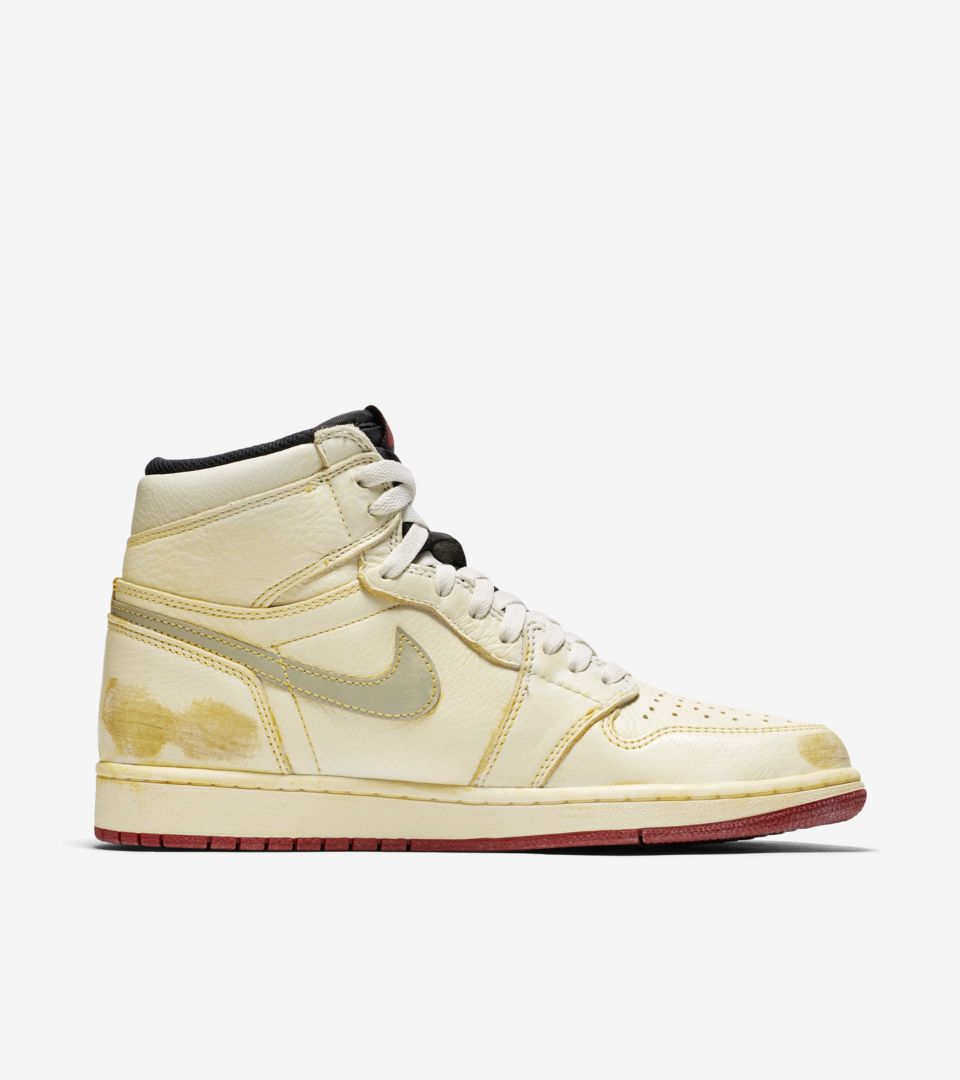 the latest a6b8b 61832 Air Jordan 1 NRG 'Nigel Sylvester' Release Date. Nike⁠+ SNKRS