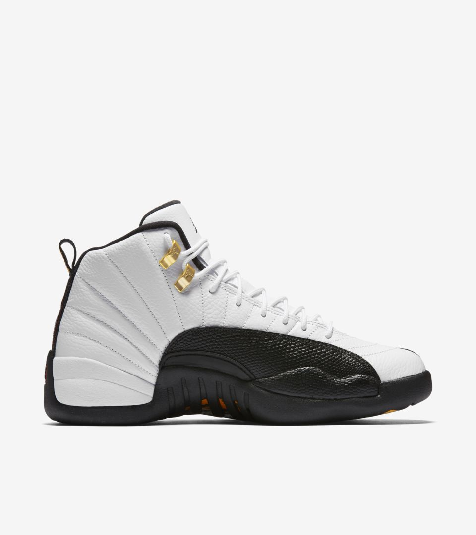 8521496e3535e5 Air Jordan 12 Retro  Taxi . Release Date. Nike⁠+ Launch GB