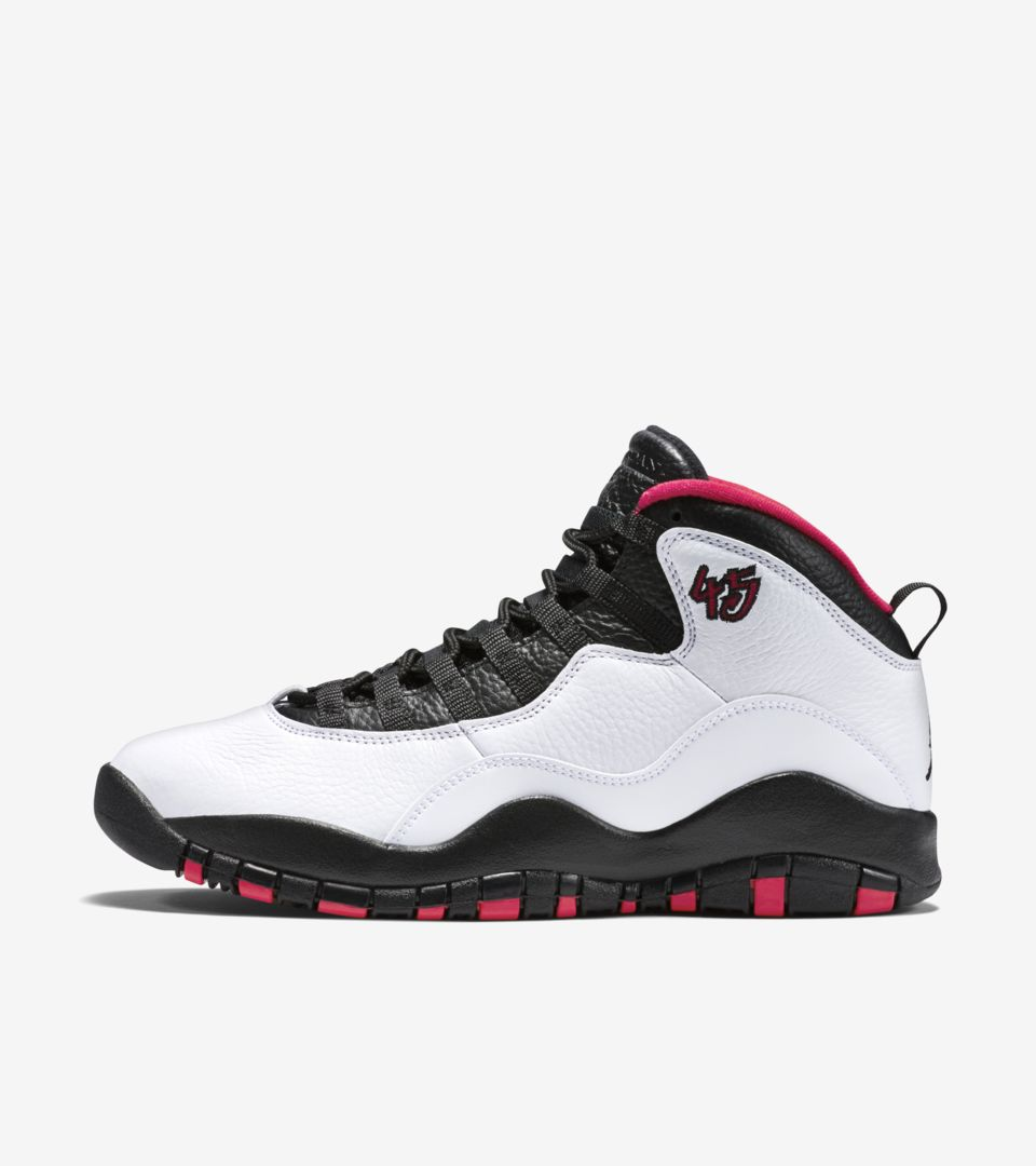 new styles b3730 52230 Air Jordan 10 Retro 'Double Nickel'. Nike⁠+ SNKRS