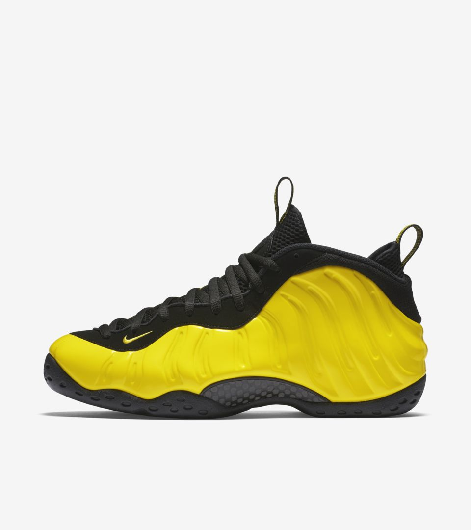 1cbd455afd3 Nike Air Foamposite One  Optic Yellow  Release Date. Nike⁠+ SNKRS