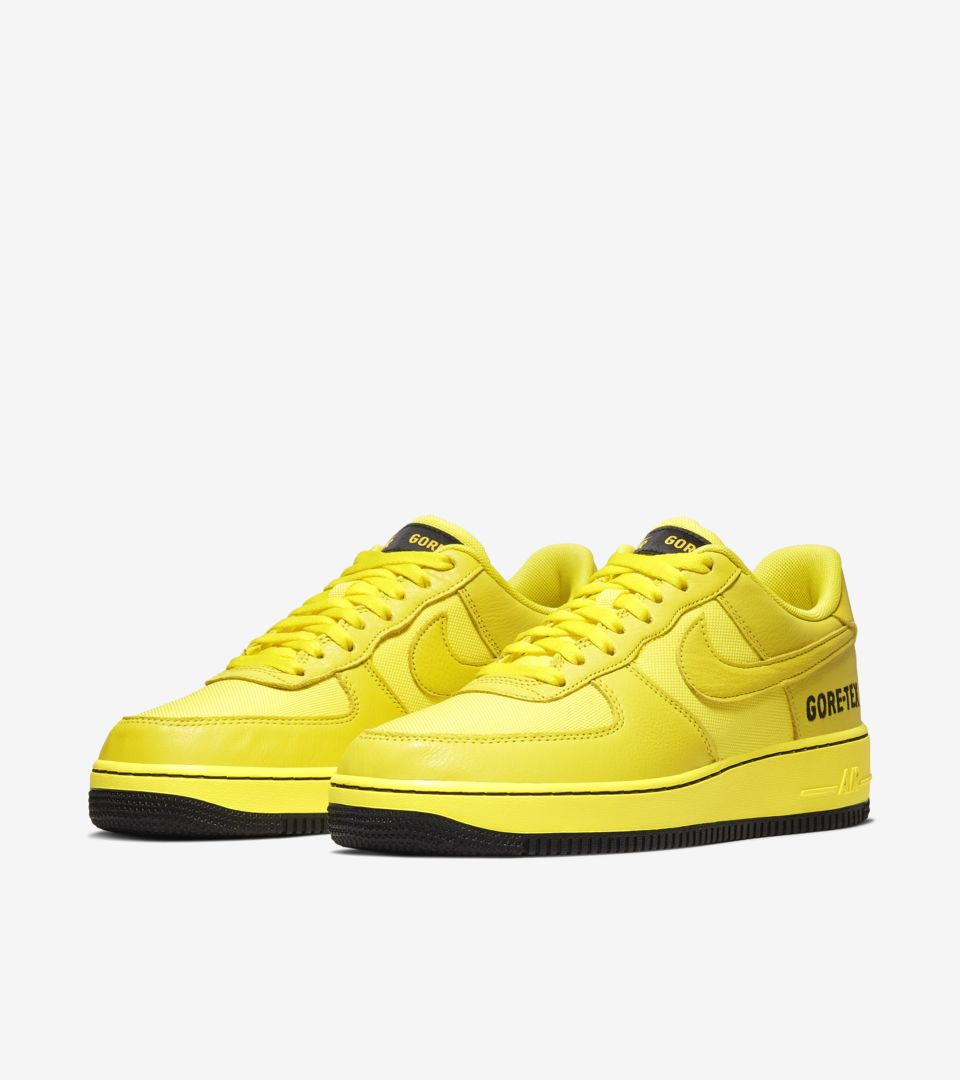 Air Force 1 Low Gore-Tex 'Dynamic Yellow' Release Date