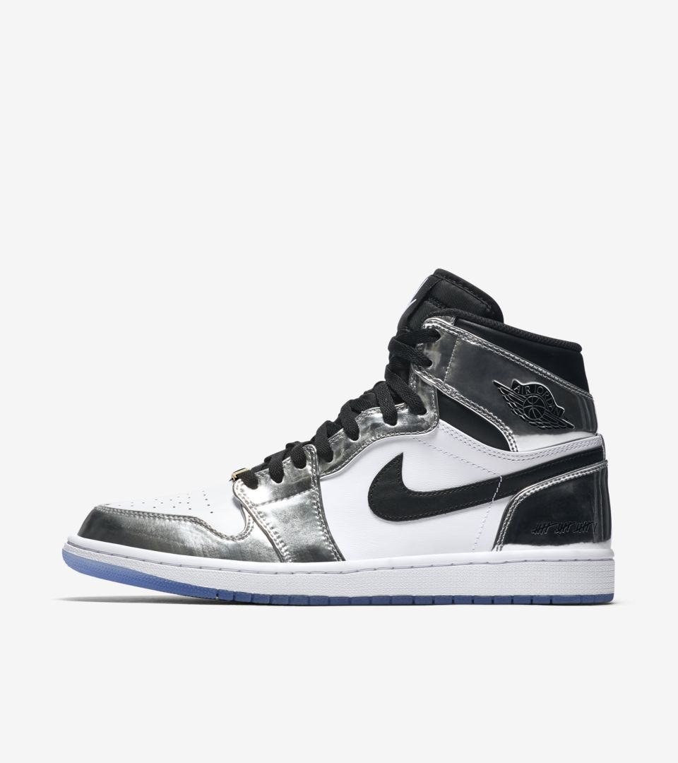 dc3e68ce6ab3 Air Jordan 1  Pass The Torch  Art of a Champion Release Date. Nike⁠+ ...