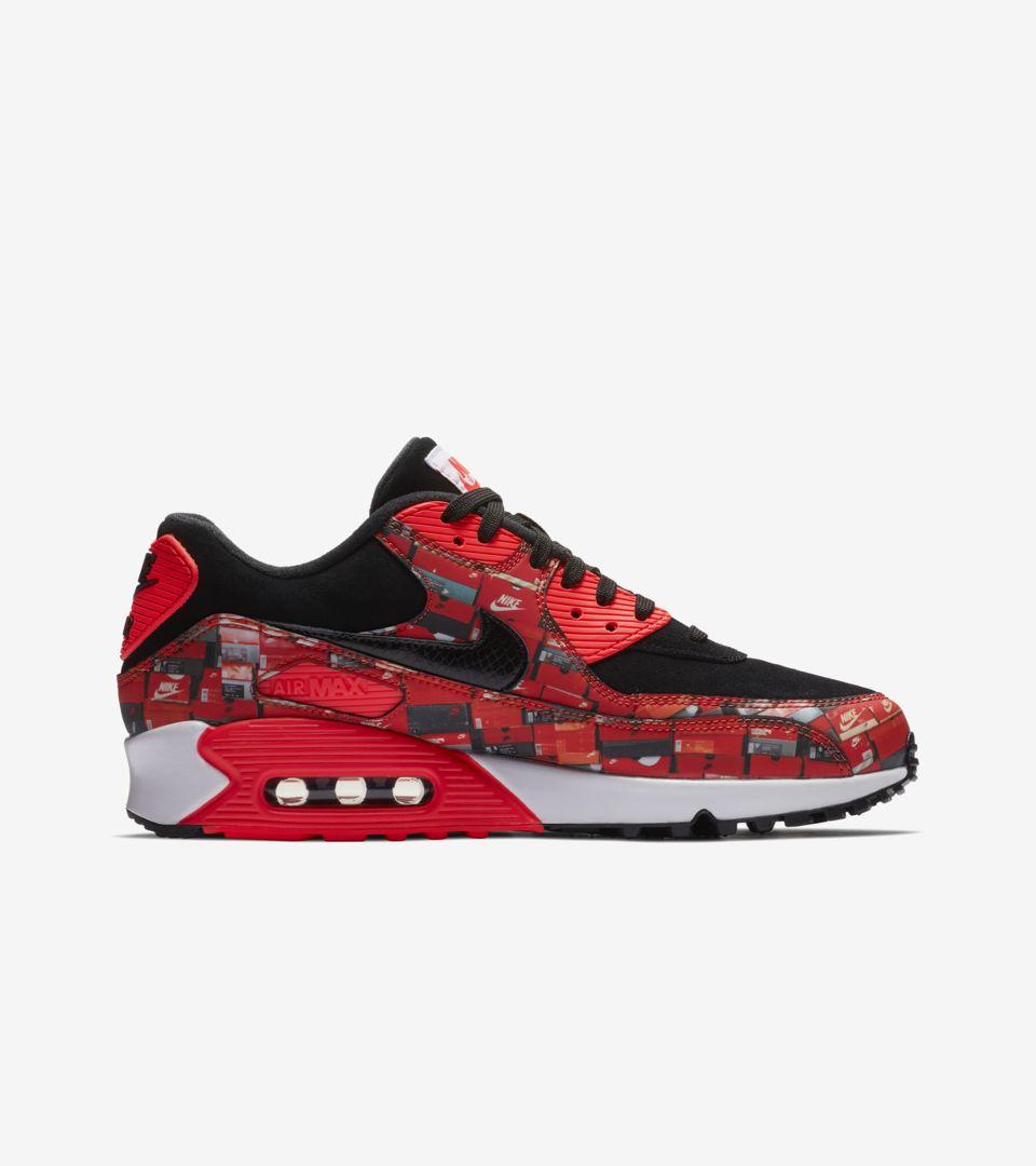 Air Max 90 Atmos We Love Nike (Bright Crimson)