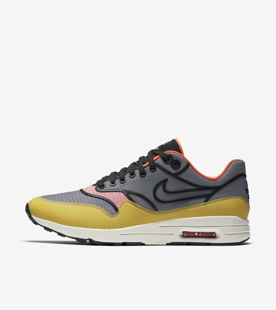 Women's Nike Air Max 1 Ultra 2.0 SI 'Cool Grey & Black