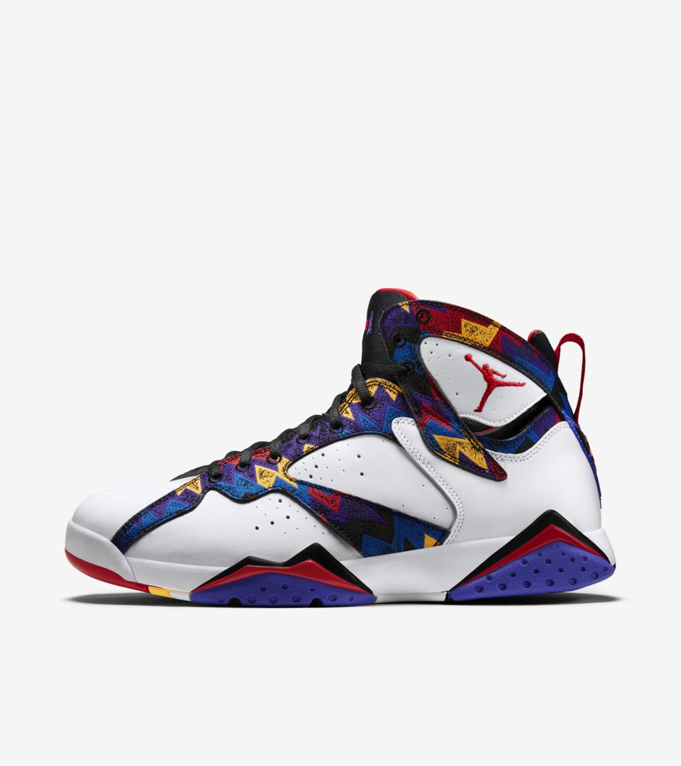 buy online d7ebd 27e83 Air Jordan 7 Retro 'Bright Concord' Release Date. Nike⁠+ SNKRS