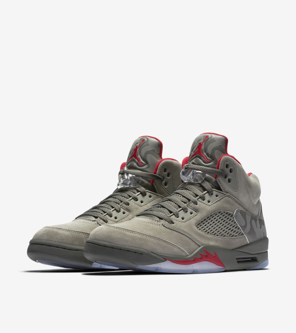 huge selection of a1a6b bbd40 AIR JORDAN V ...