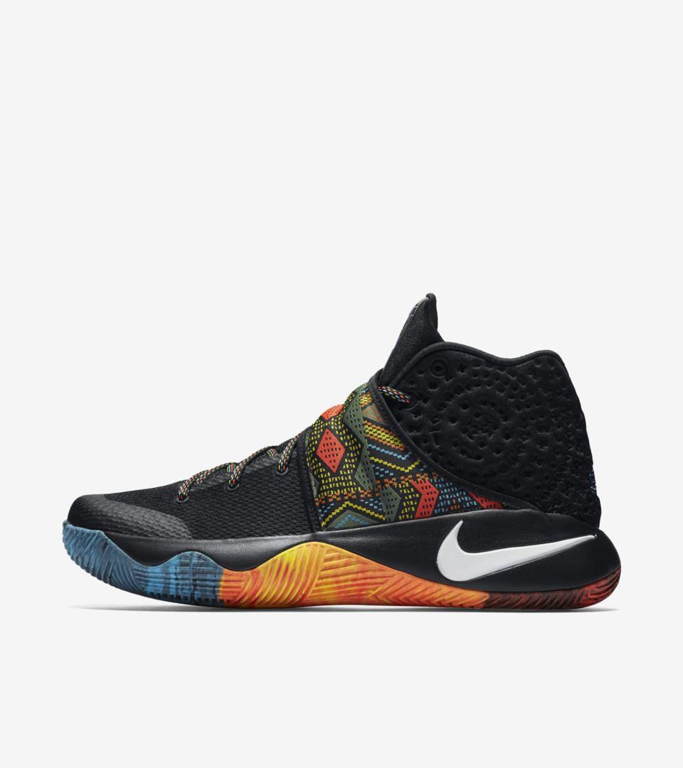372e649a251e Nike Kyrie 2  BHM  2016 Release Date. Nike+ SNKRS