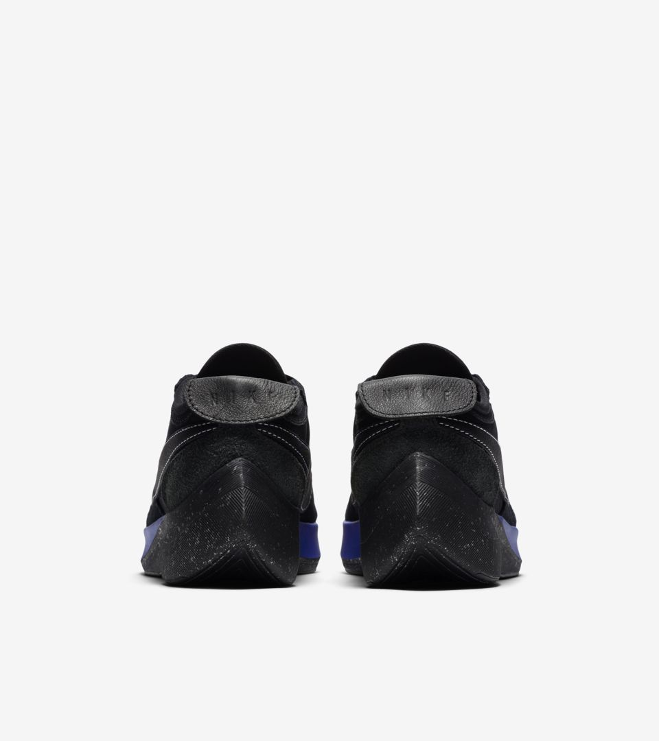 Nike Moon Racer 'Black & White & Racer Blue' Release Date
