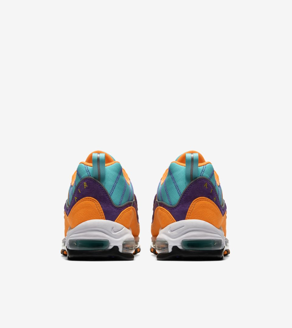 online store 7093e 7775d Nike Air Max 98  Cone   Tour Yellow  Release Date. Nike+ SNKRS