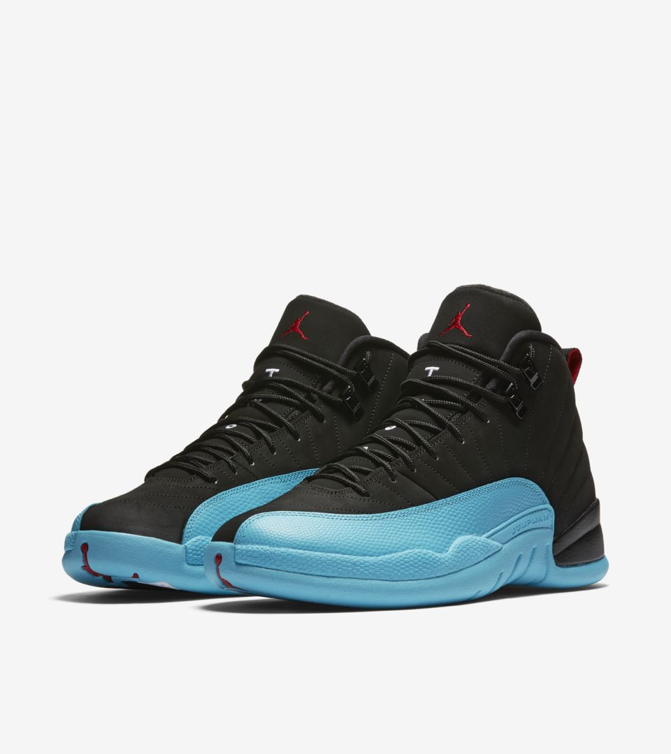 save off f6260 e1643 official store jordan 12 jumpman gamma blue 2c13d fdd29