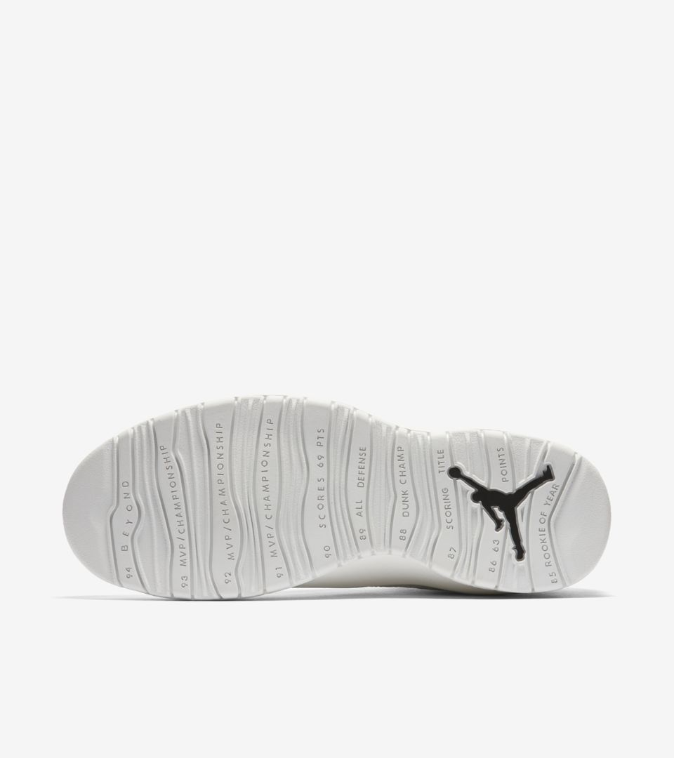 best loved a6f5f e650b ... AIR JORDAN X ...