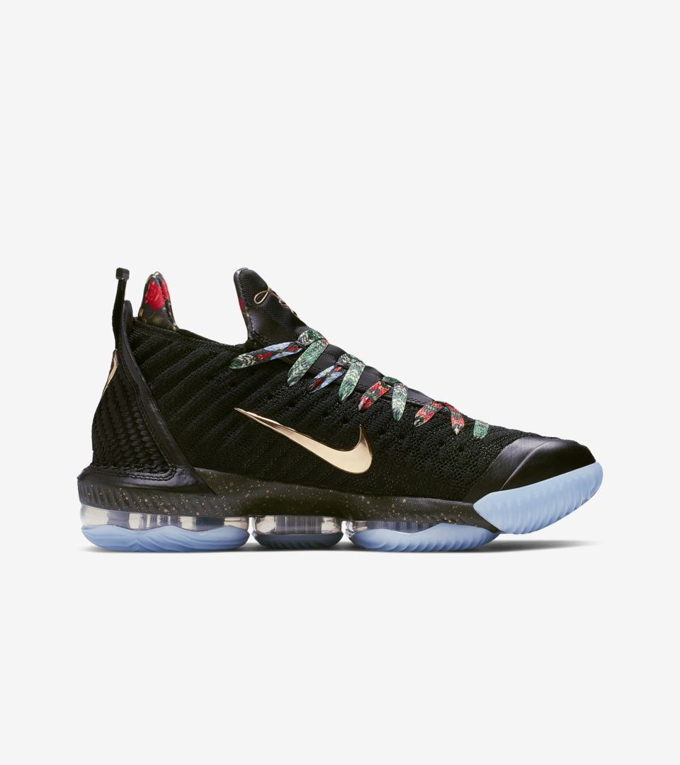 07515f401648 Lebron 16 Watch  King s Throne  Release Date. Nike⁠+ SNKRS