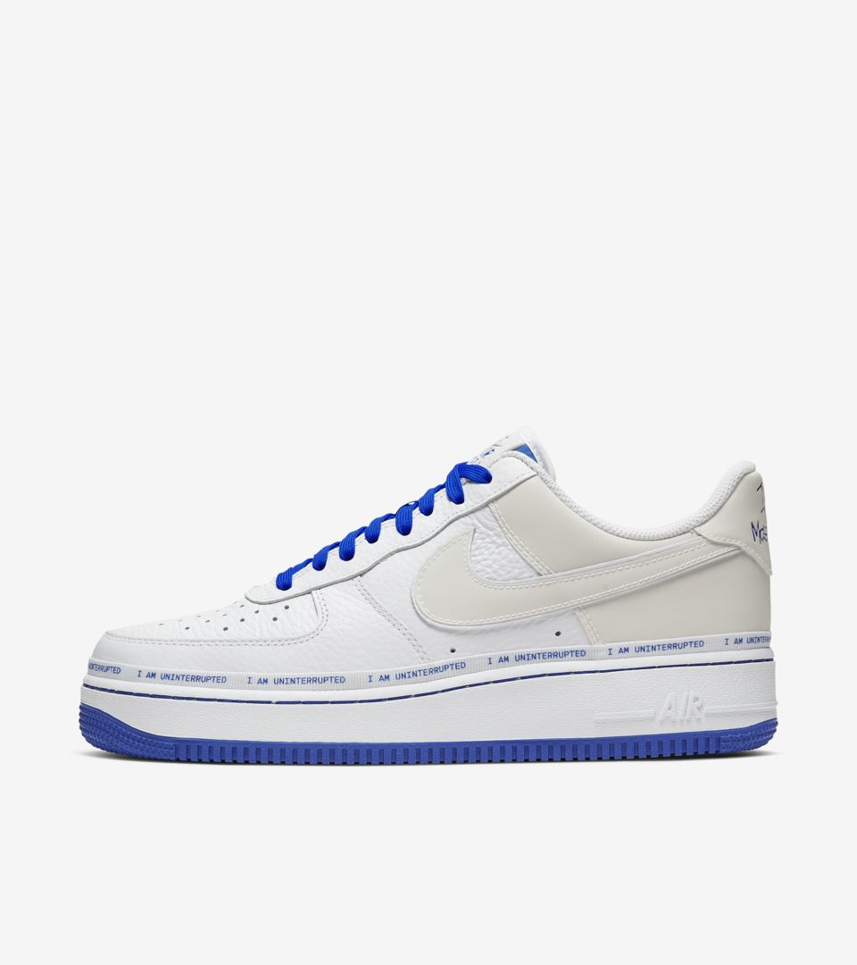 Nike Air Force 1 'More Than____ Release