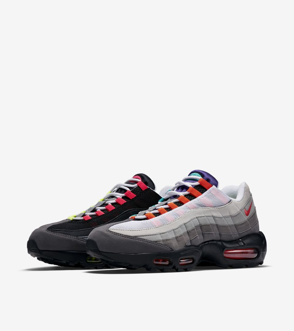 lower price with 6ff22 4e414 Nike Air Max 95 'Greedy'. Nike⁠+ SNKRS