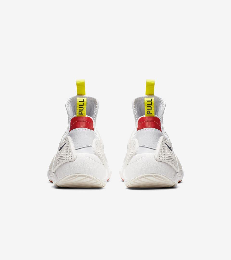 Nike Huarache E.D.G.E 'Heron Preston' Release Date. Nike SNKRS