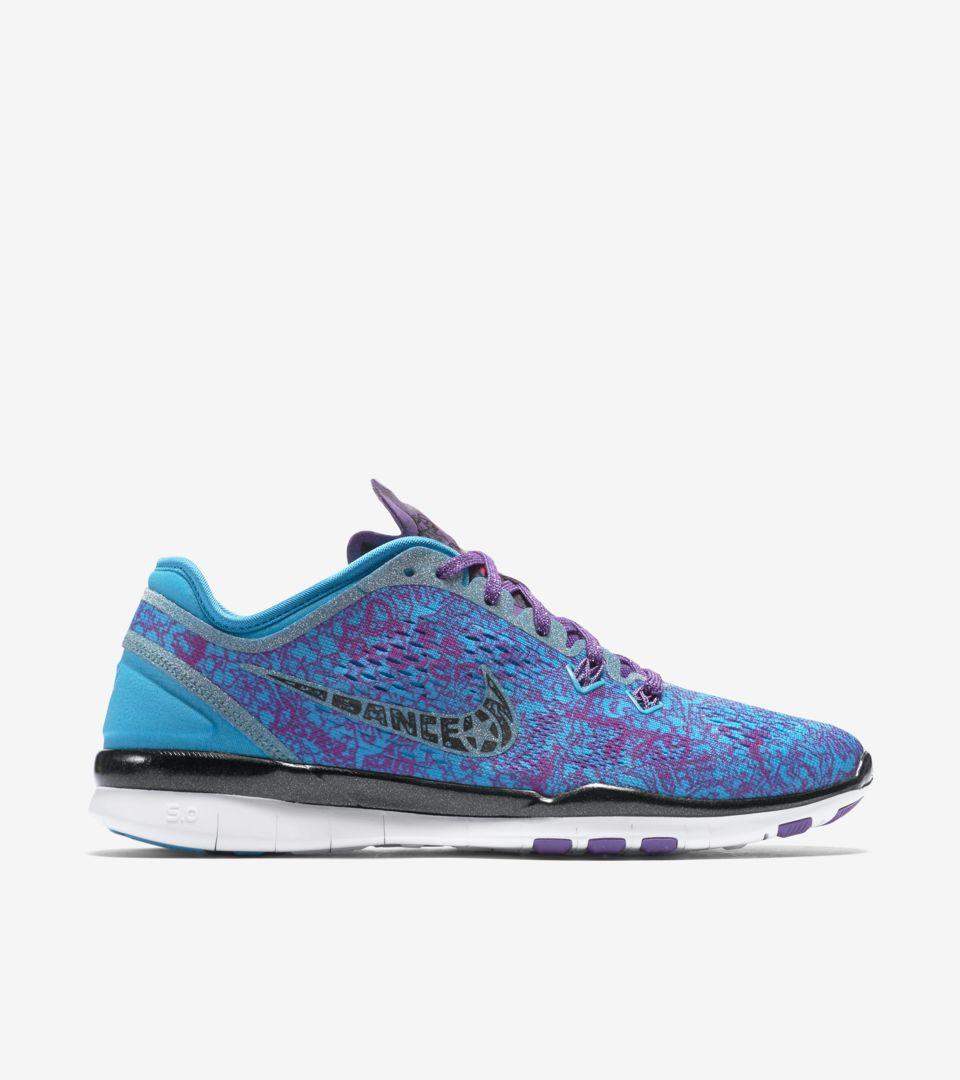 pretty nice 307af 50f0b Women's Nike Free 5.0 TR Fit Doernbecher 'Ultraviolet & Blue ...