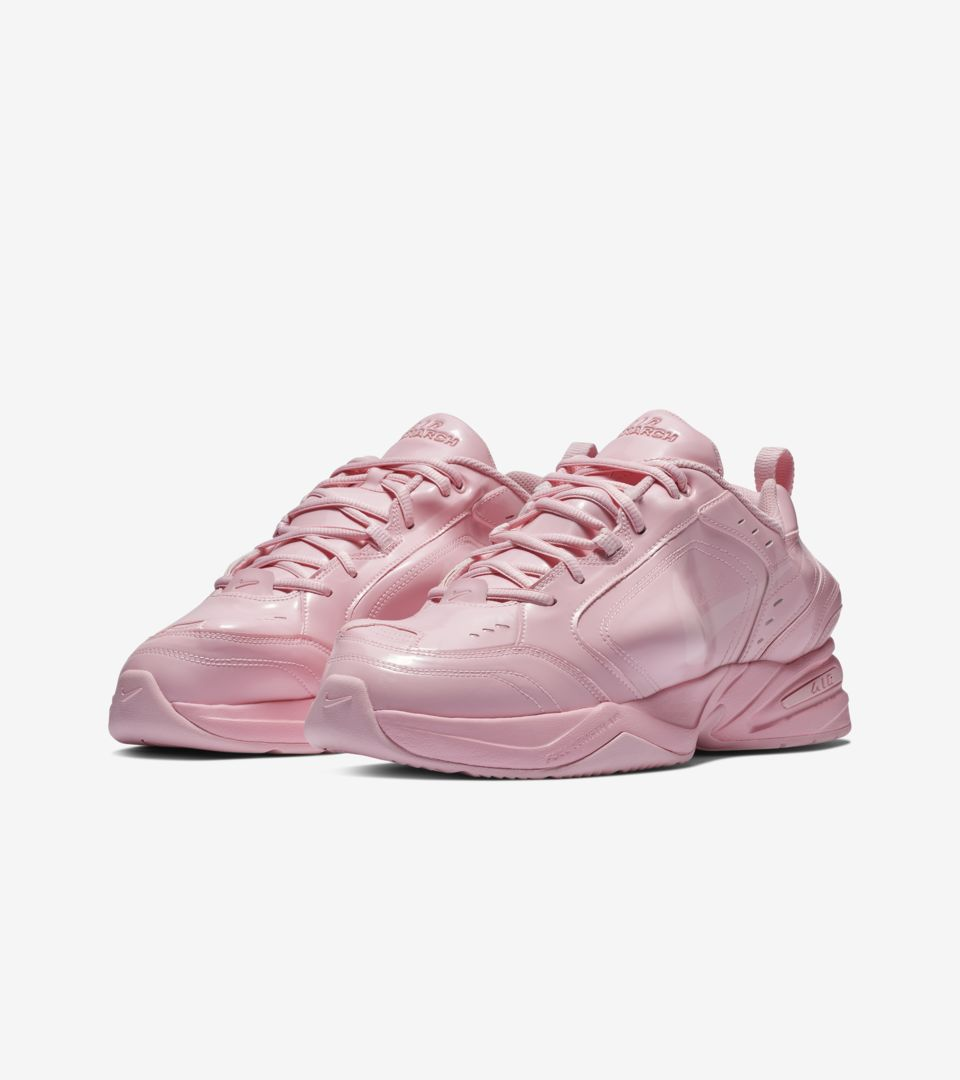 Nike Air Monarch 4 Martine Rose 'Medium Soft Pink' Release Date