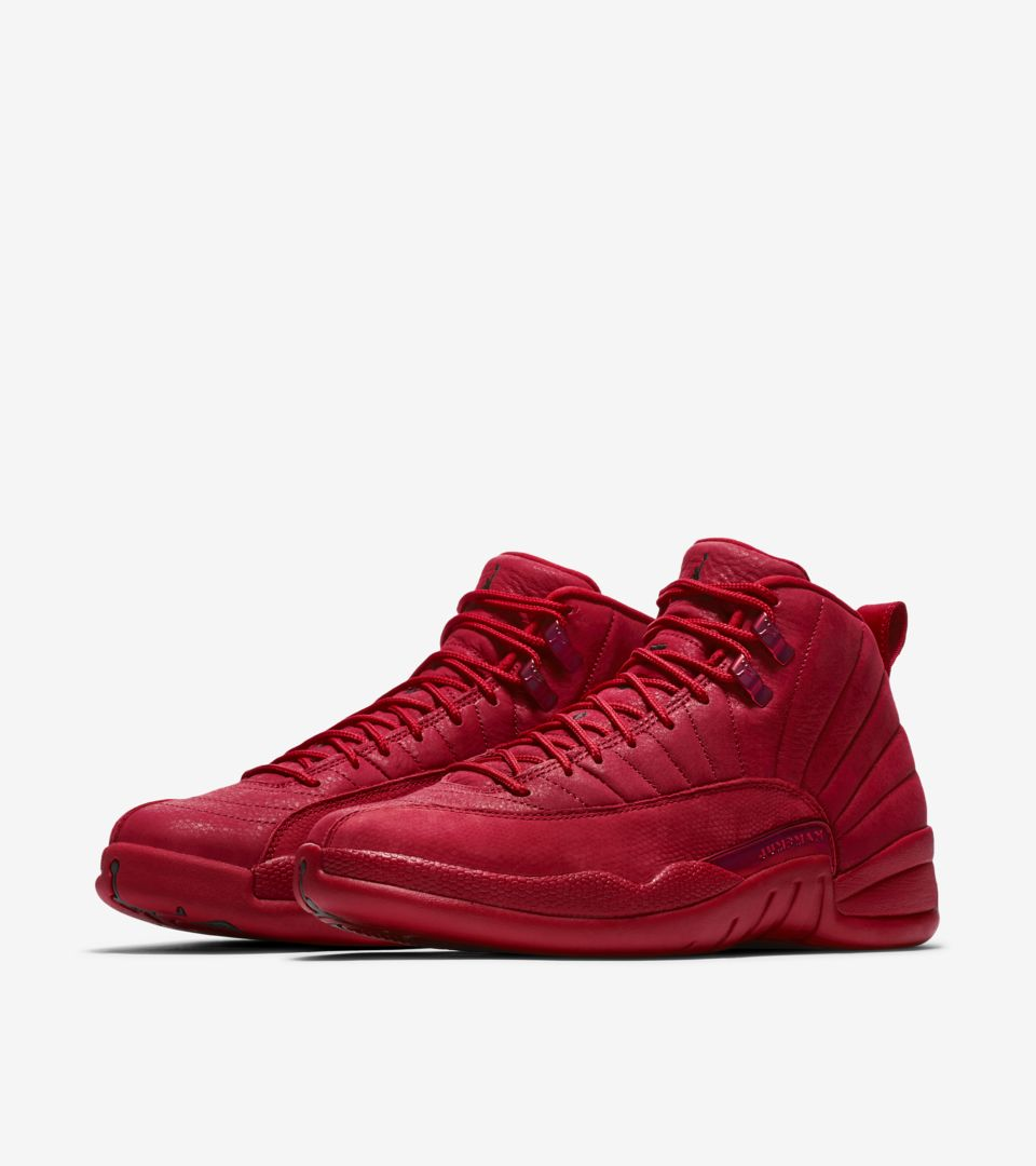 size 40 80865 84000 Air Jordan 12 Retro 'Gym Red & Black' Release Date. Nike⁠+ SNKRS