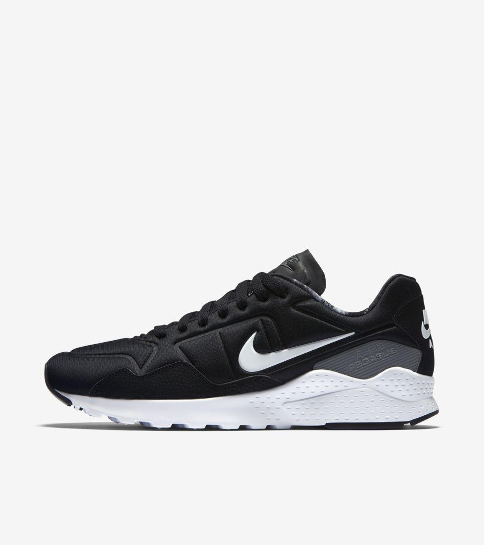 f4ce98ae4b7b Nike Air Zoom Pegasus  92  Black   White . Nike+ SNKRS