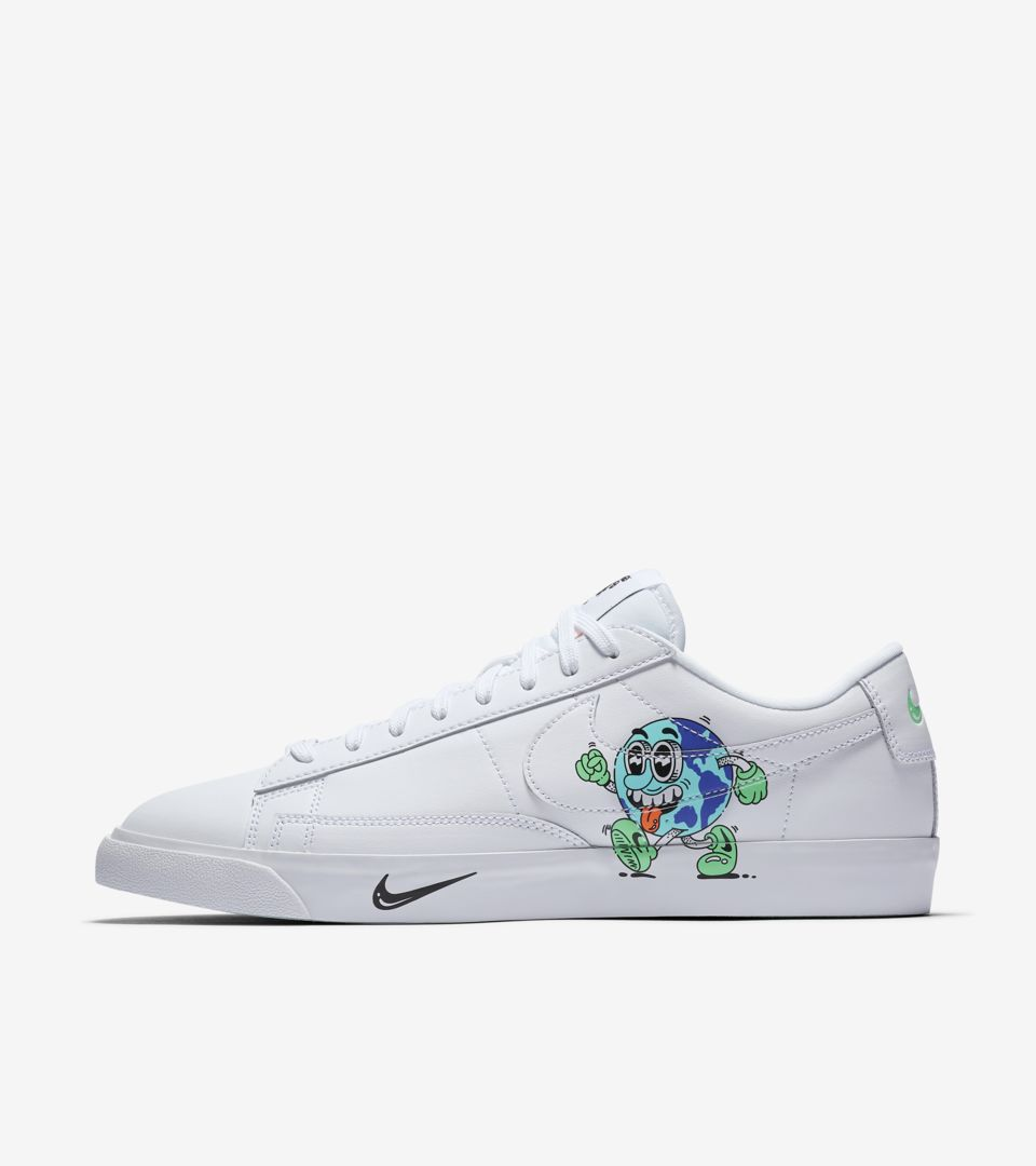 Nike Blazer Low 'Earth Day Collection' Release Date