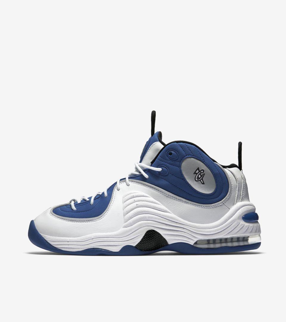 Nike Air Penny 2 'Atlantic Blue'. Nike