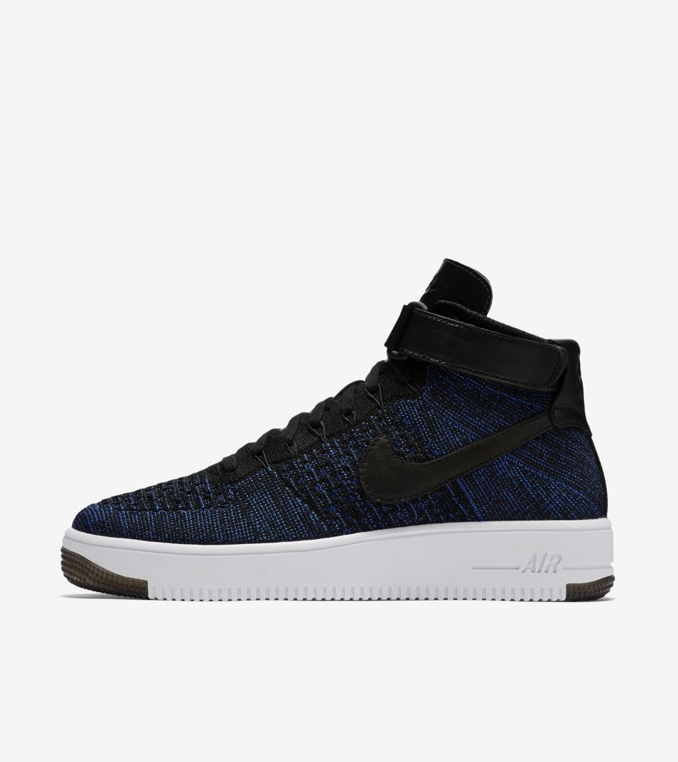 size 40 3c717 1b681 Nike Air Force 1 Ultra Flyknit Mid 'Game Royal' Release Date ...
