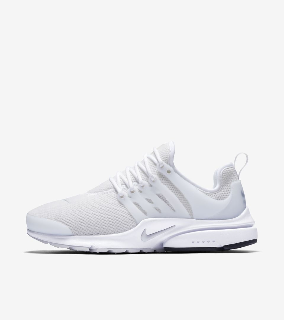 premium selection df8d4 3c3a6 Women's Nike Air Presto 'White & Pure Platinum' Release Date ...