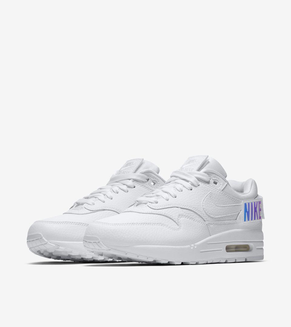 Nike Air Max 1 Releases in Triple White | HYPEBAE