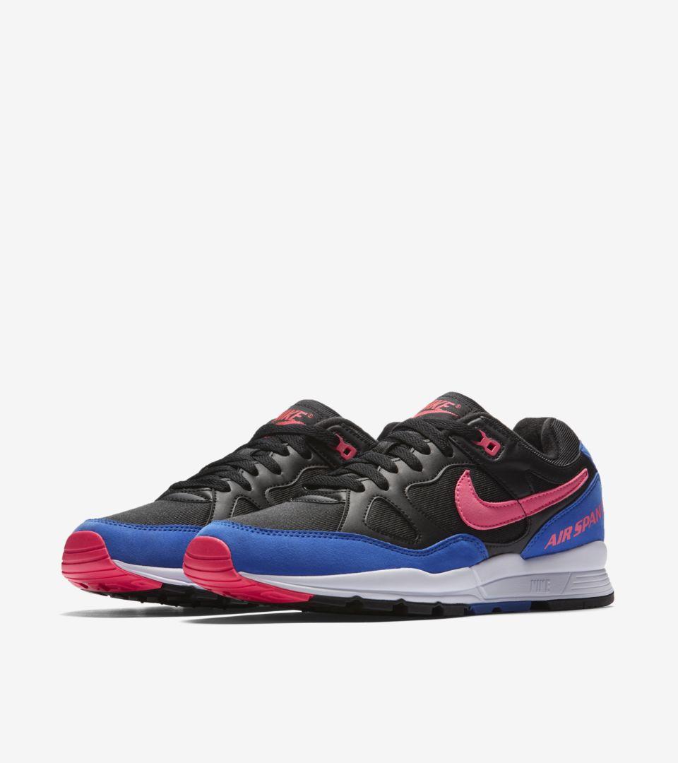Date de sortie de la Nike Air Span 2 « Black & Hyper