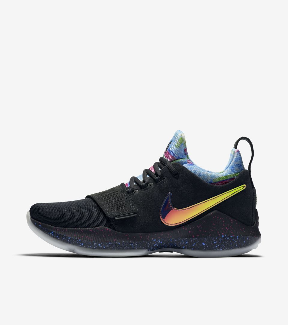 eaff19abd012 Nike PG1 EYBL  MultiColor  Release Date. Nike+ SNKRS