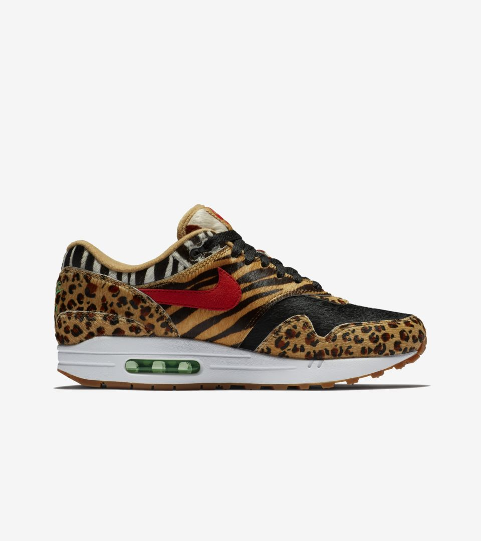 meet 46be0 627e5 Nike Air Max 1 Atmos 'Animal Pack' 2018 Release Date. Nike⁠+ SNKRS