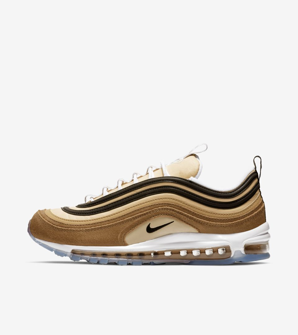Nike Air Max 97 'Ale Brown & Elemental Gold' Release Date