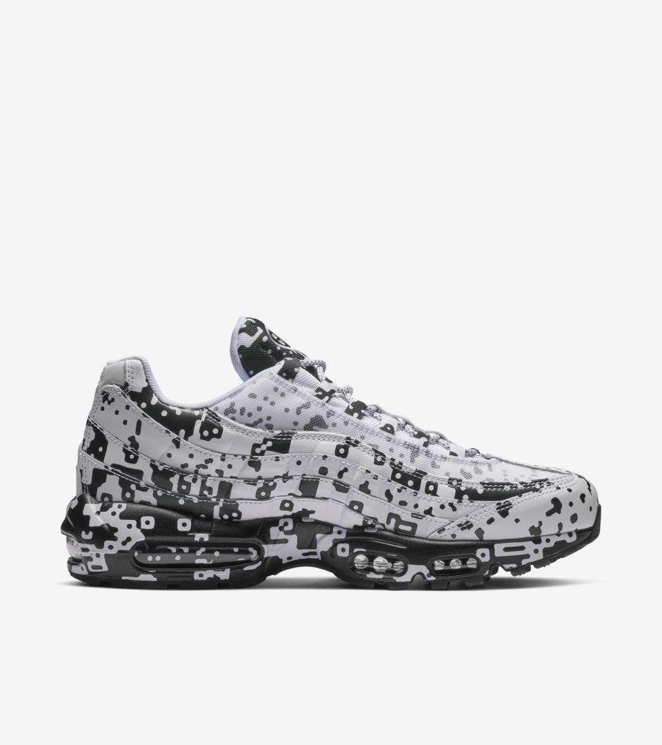 5c71815ed0 Nike Air Max 95 Cav Empt 'White' Release Date. Nike+ SNKRS