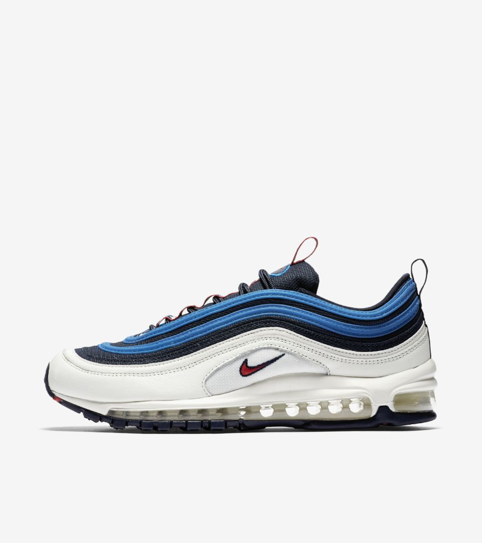 NIKE AIR MAX 97 'Perfect Illusion' ObsidianUniversity Red